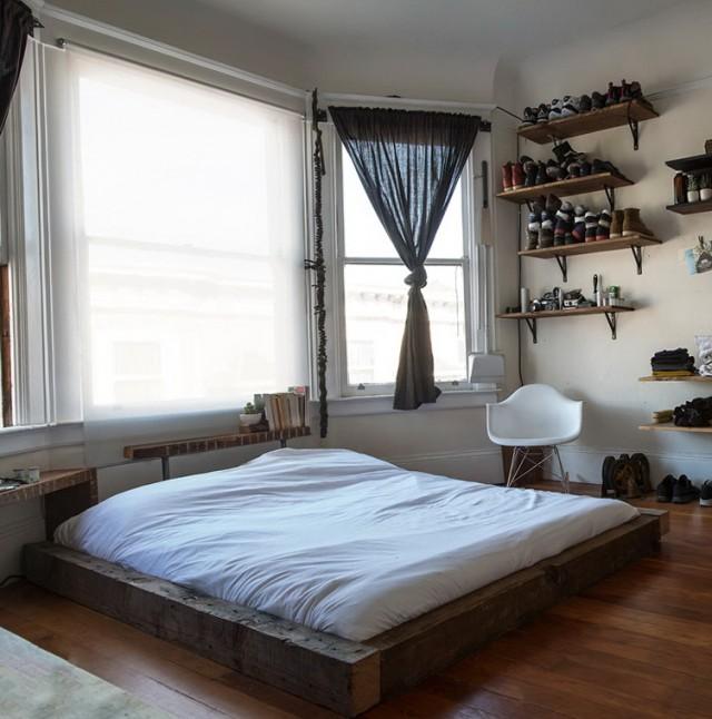 Bed In Closet Tumblr
