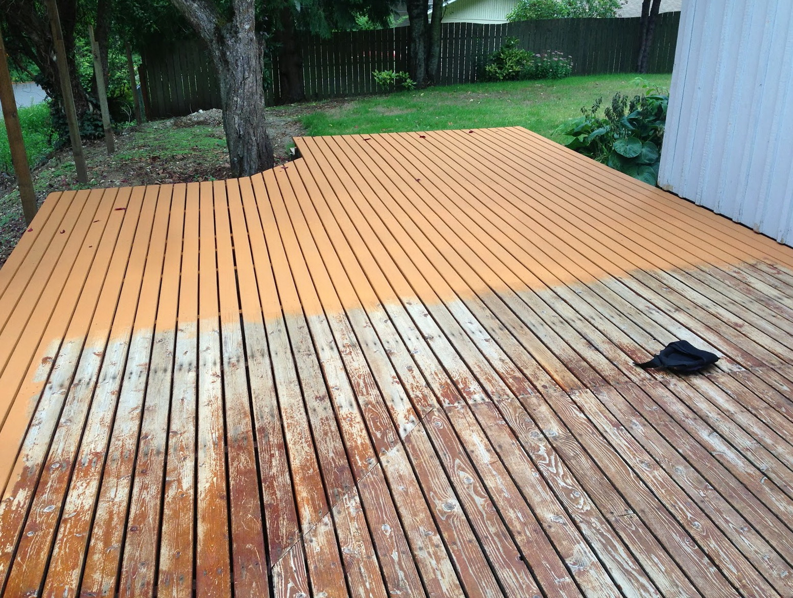Behr Deck Over Cedar