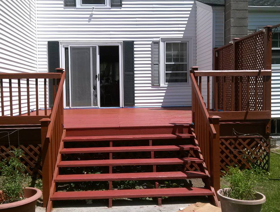 Behr Deck Over Colors Available