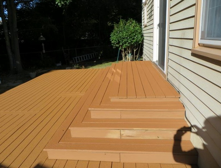 Behr Deck Restore Colors