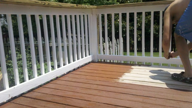 Behr Deck Restore Paint