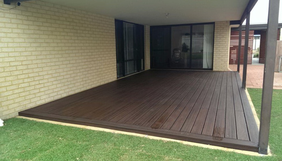 Best composite decking brand 2014 home design ideas for Compare composite decking brands