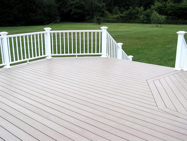 Best composite decking material 2015 home design ideas for Best composite decking material