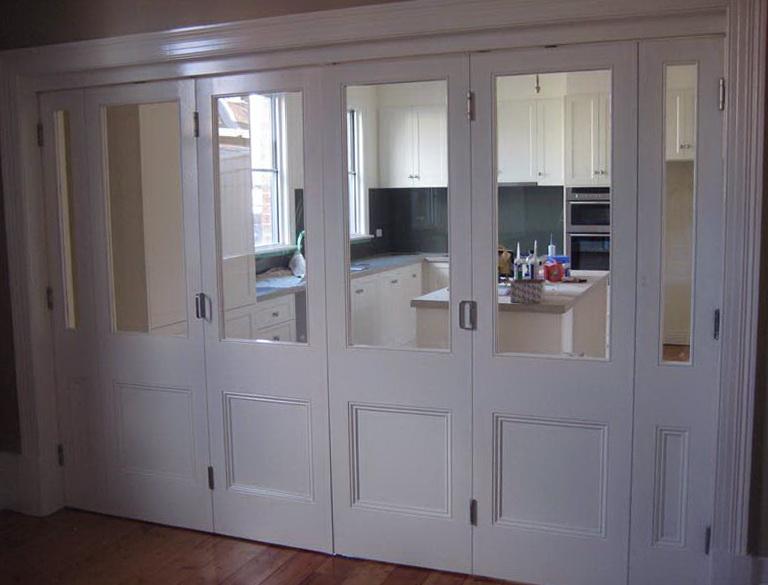 Bifold Closet Door Alternatives Home Design Ideas