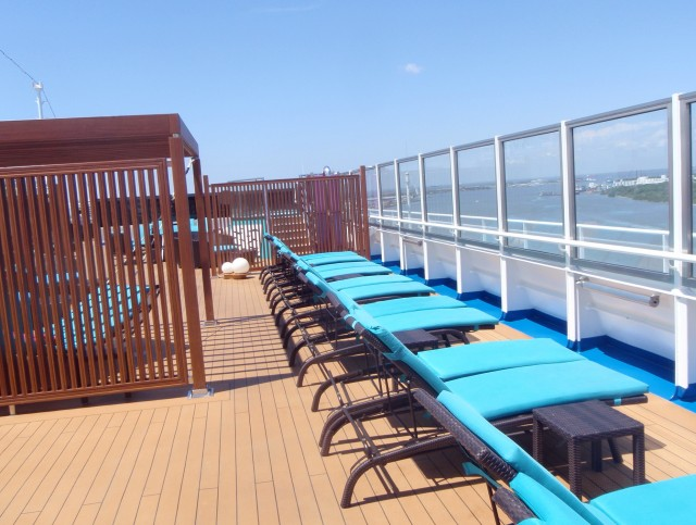 Carnival Magic Deck Camera