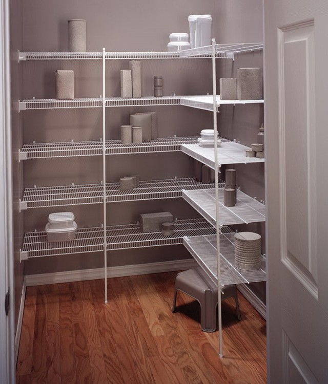 Closet Wire Shelving Ideas