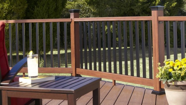Composite Deck Railings Lowes