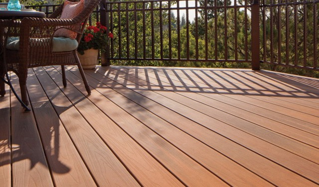 Composite Vs Wood Decking Reviews
