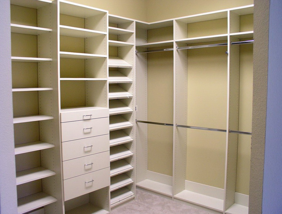 Corner closet shelves home depot home design ideas Home depot closetmaid design