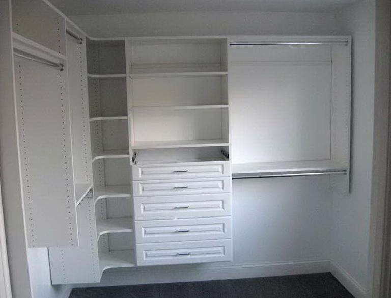Corner Closet Shelves Ikea Home Design Ideas