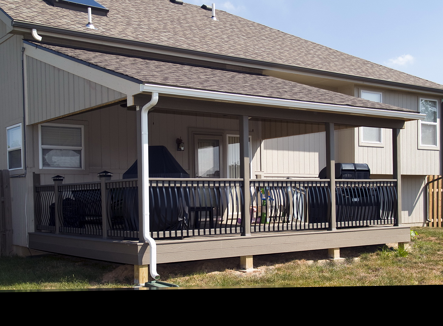 Covered Patios And Decks