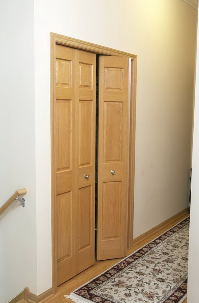 Custom Bifold Closet Doors Height