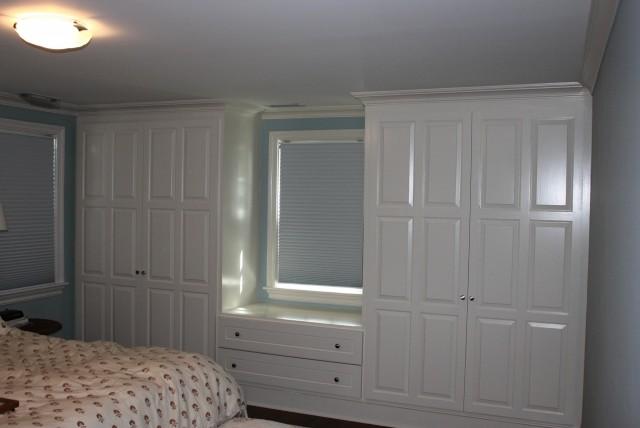 Custom Closet Built Ins