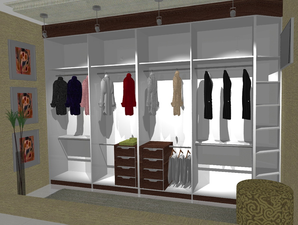 Home Depot Design Ideas: Custom Closet Organizers Home Depot