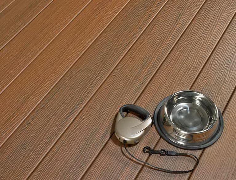 Deck Board Spacing Composite