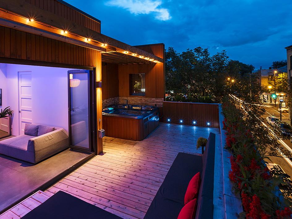 Deck Flooring Options Canada