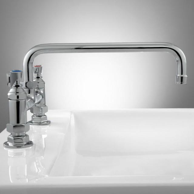 Deck Mount Kitchen Faucet