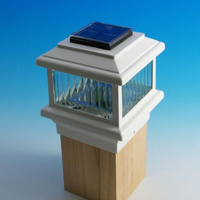 Solar Lights B Q: Solar Deck Lights Lowes