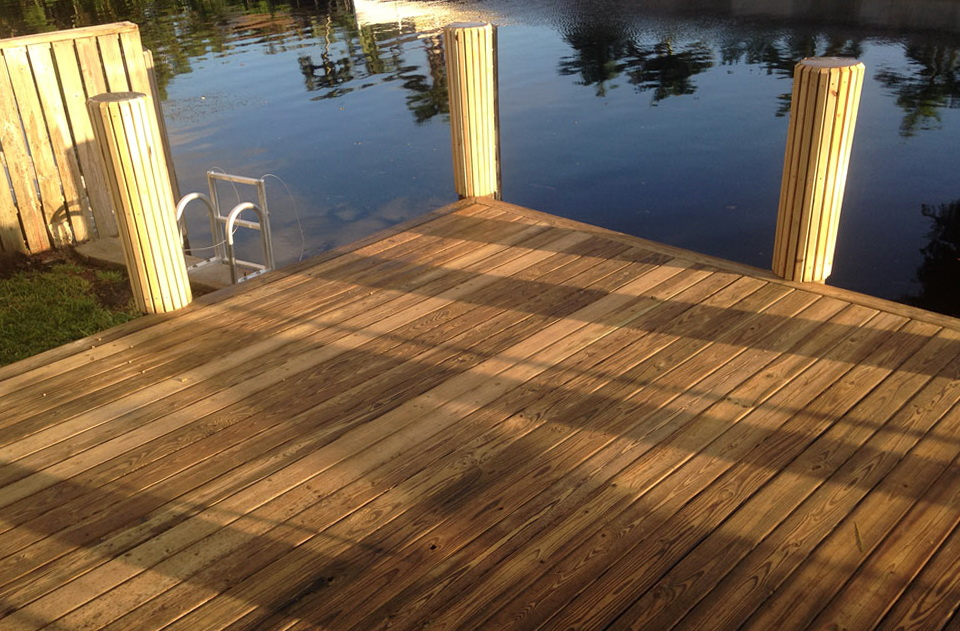 Decks And Docks Lumber