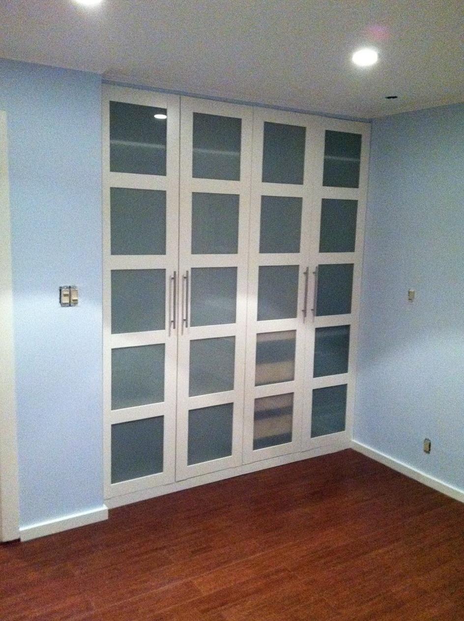 Diy Custom Closet Doors