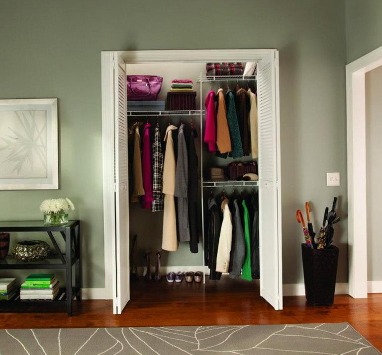 Diy Small Closet Storage Ideas Home Design Ideas
