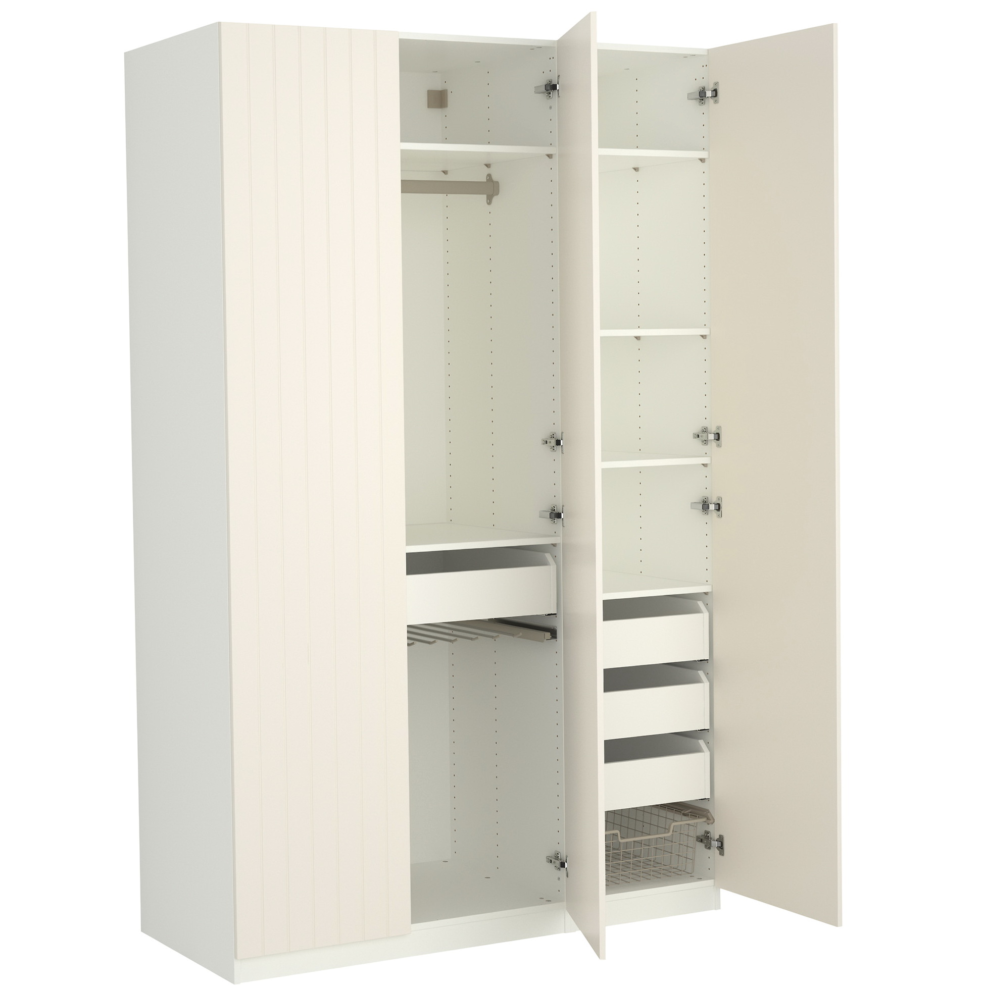 Free Standing Closet Systems Ikea Home Design Ideas