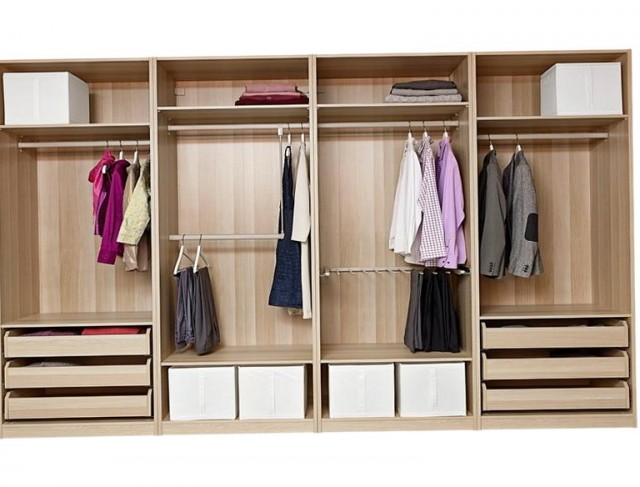 Free Standing Closet Systems Ikea Home Design Ideas