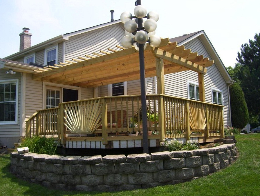 Home depot deck design home design ideas for Home depot deck designer