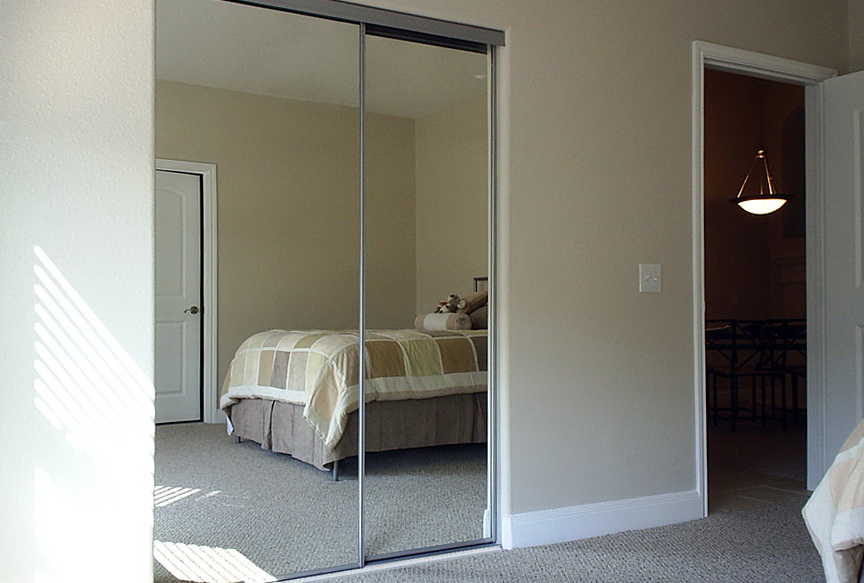Home Depot Sliding Closet Doors Mirrored Home Design Ideas