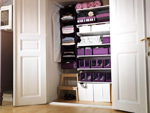 Ikea Closet Storage Boxes