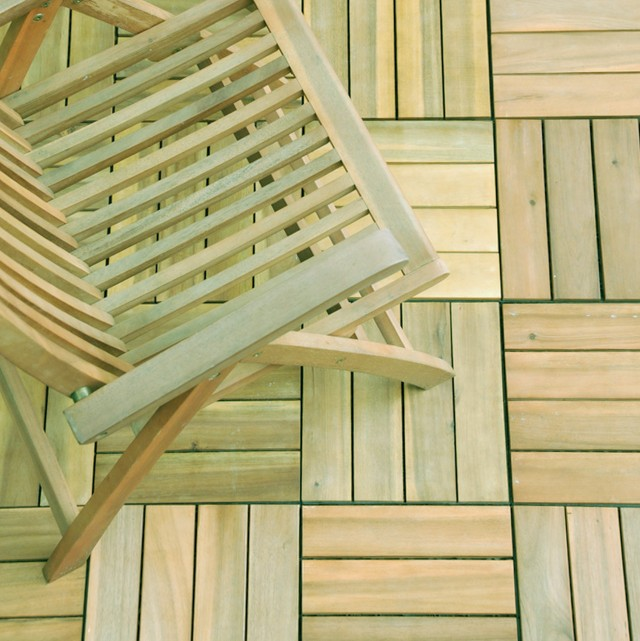 Interlocking Wood Deck Tiles Costco