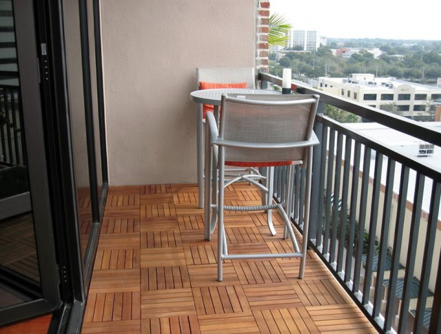 Interlocking Wood Deck Tiles Ikea