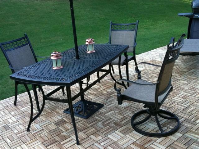 Interlocking Wood Deck Tiles Reviews