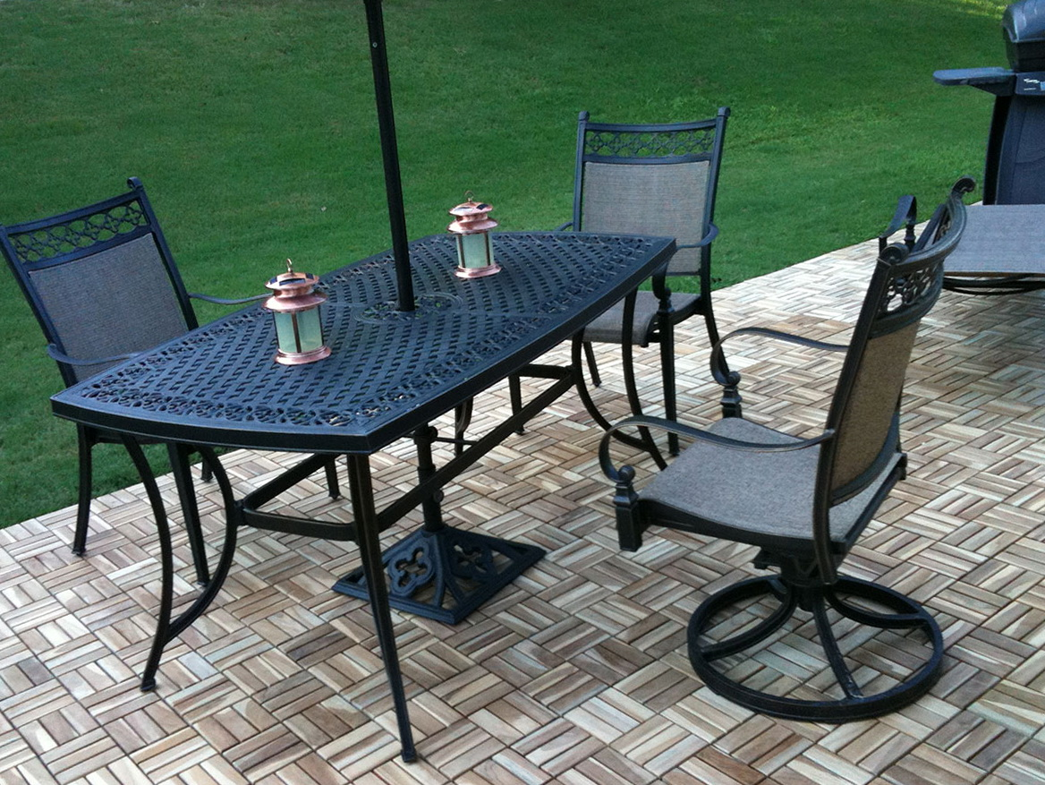 Interlocking Wood Deck Tiles Reviews