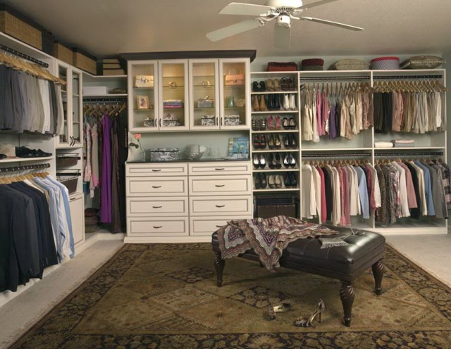 Master Closet Lighting Ideas