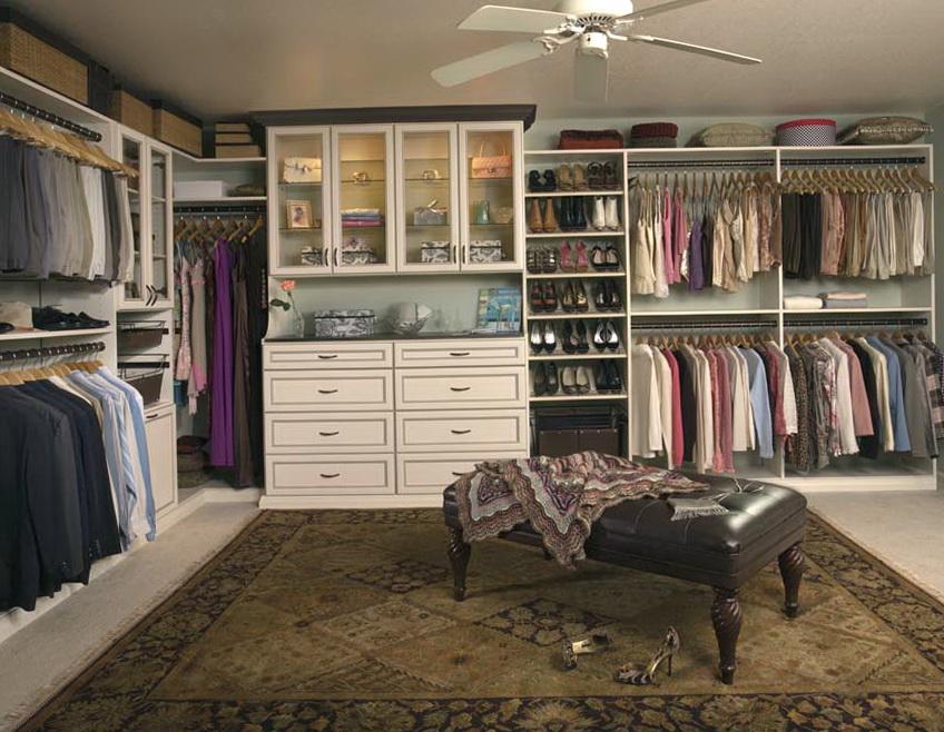 Master Closet Lighting Ideas