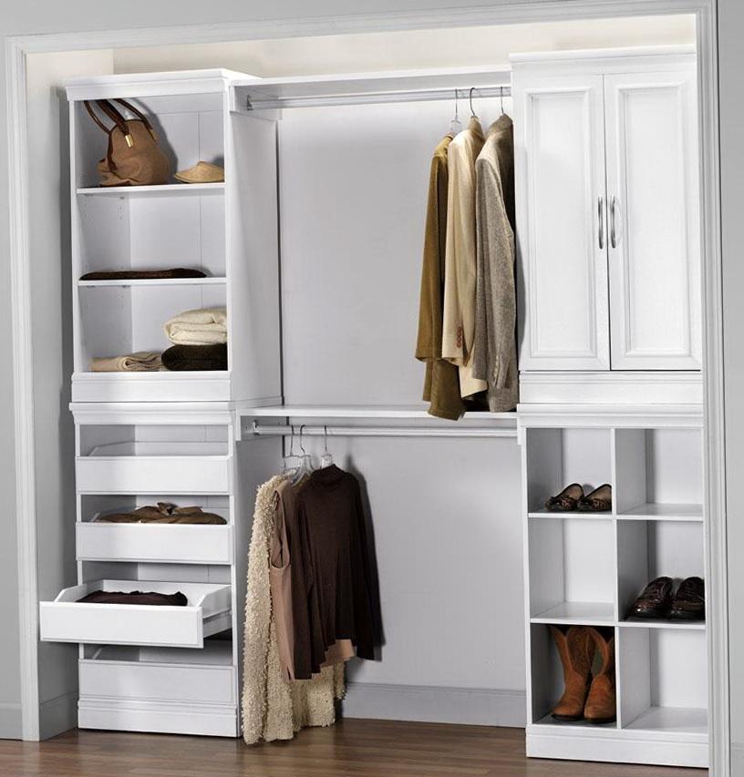 Modular Closet Systems Home Depot
