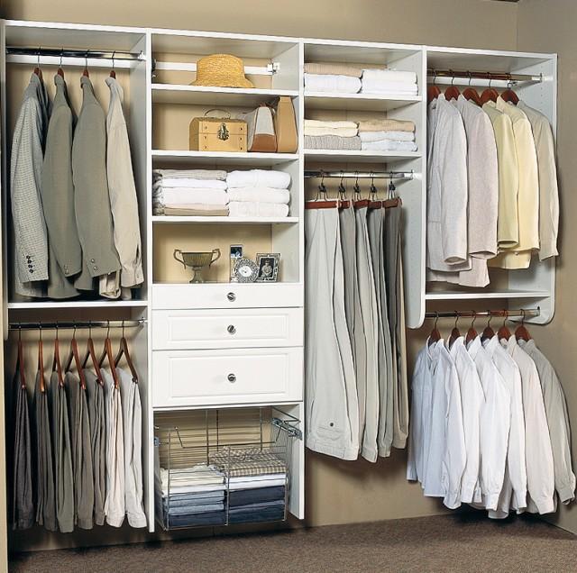 Diy Modular Closet Systems Home Design Ideas