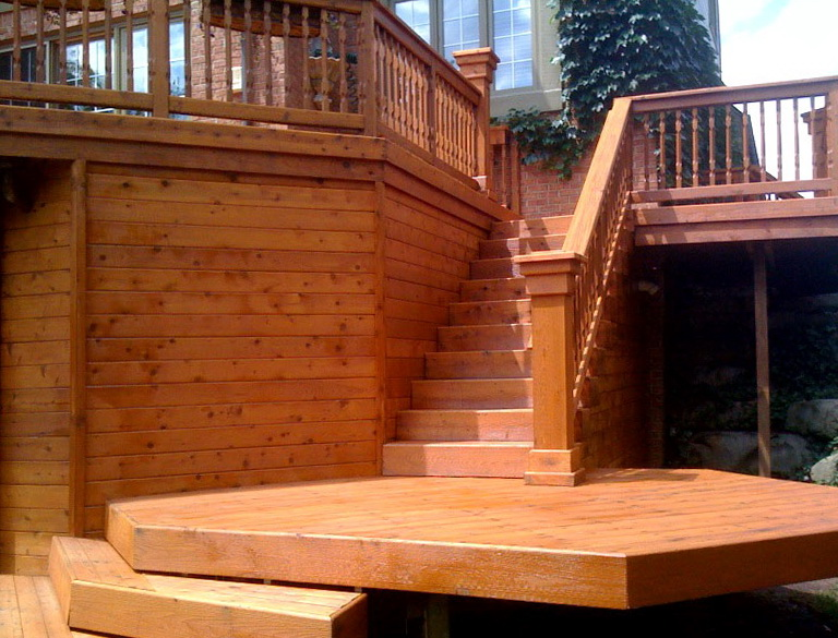 Oil Based Deck Stain Colors
