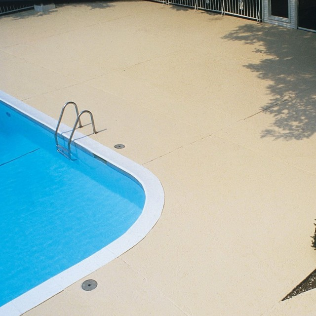 Kool Deck: Pool Deck Paint Colors
