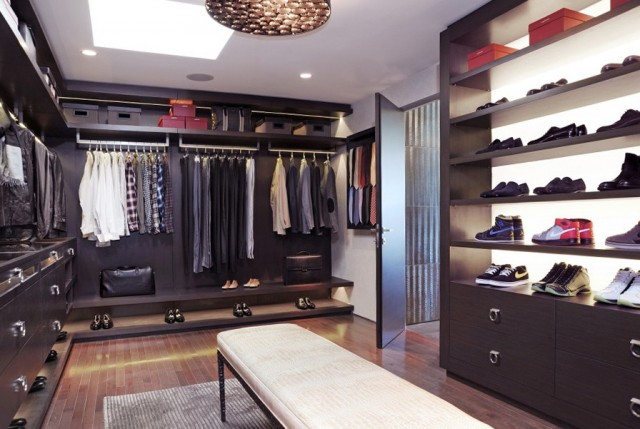 Open Closet Design Ideas
