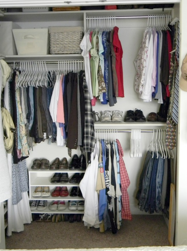 Organizing Your Small Closet