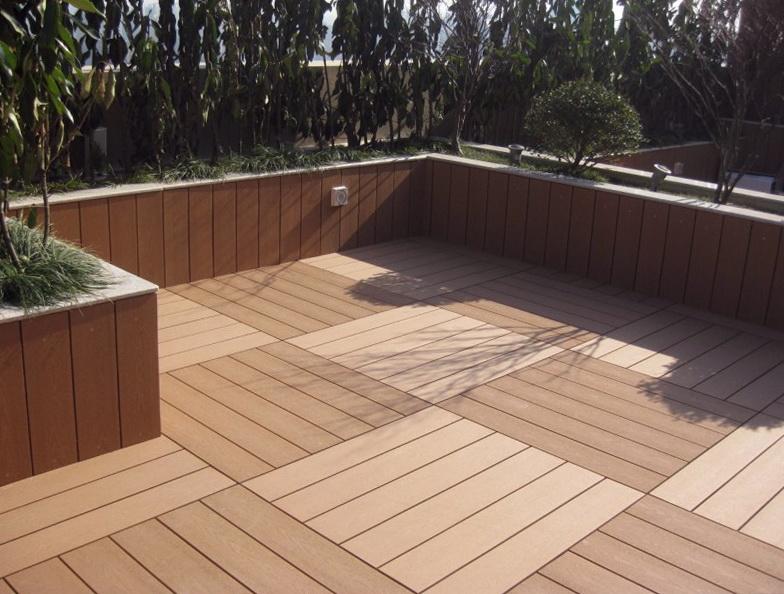 Outdoor Deck Flooring Materials Home Design Ideas