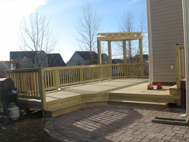 Patio Or Decking