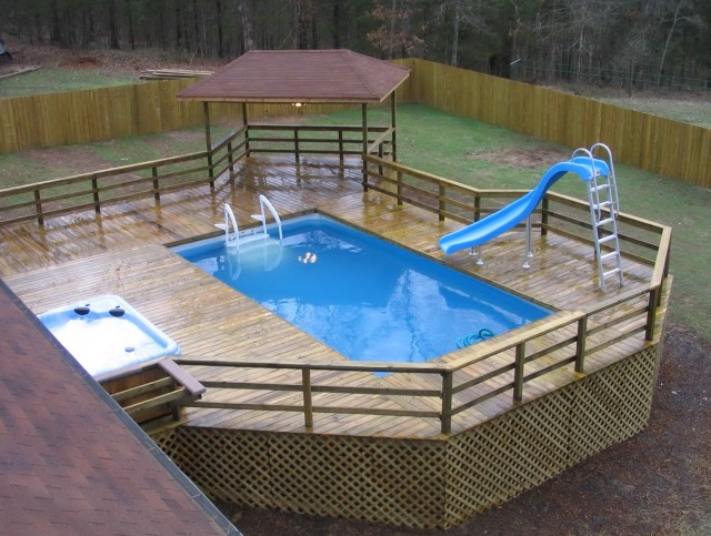 Pool Deck Kits For Sale