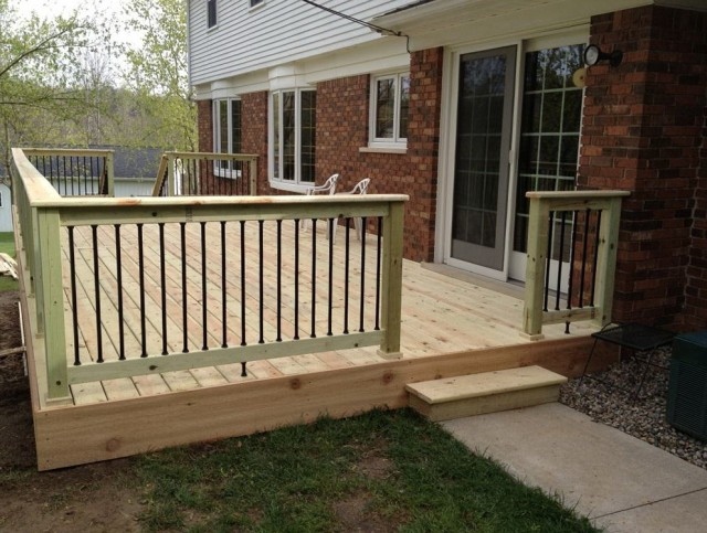 Pressure Treated Deck Boards Cost