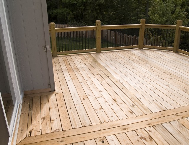 Pressure Treated Deck Boards For Sale