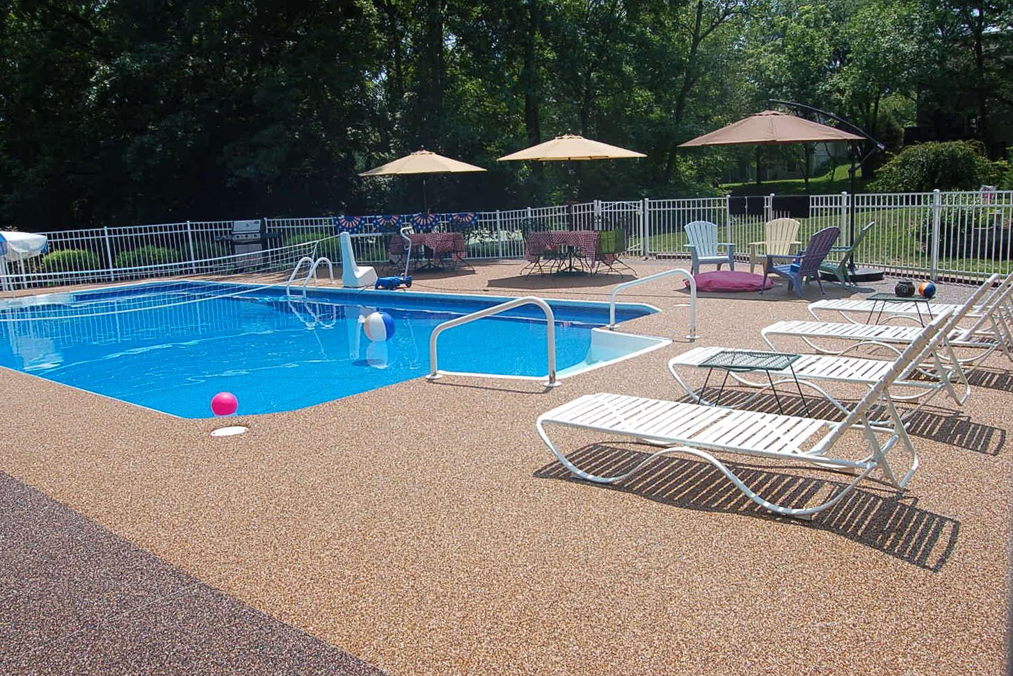 Resurface concrete pool deck home design ideas Diy resurfacing concrete swimming pool deck ideas