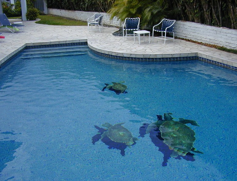 Resurface Pool Deck Diy Home Design Ideas