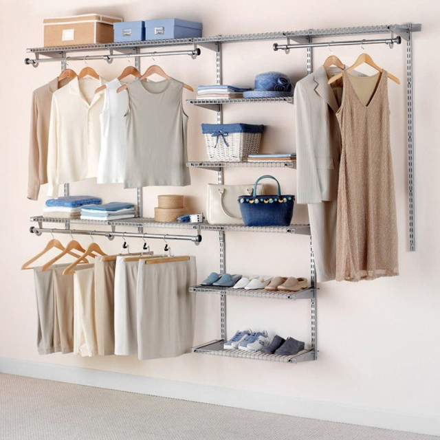Rubbermaid Configurations Custom Closet Organizer